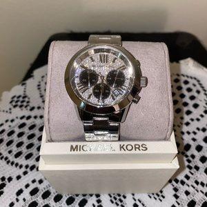 NWT Michael Kors Bradshaw Women's Watch